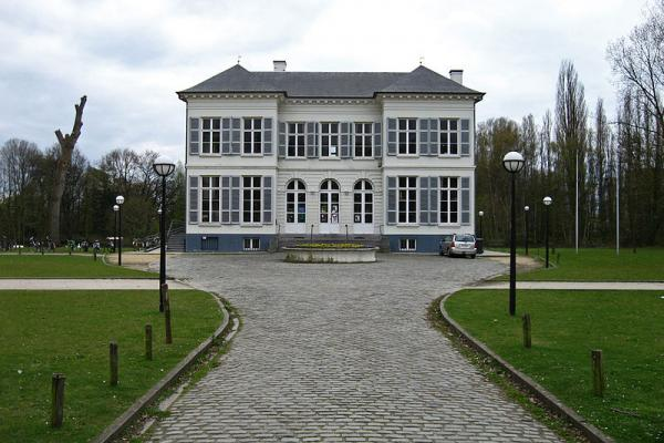 Castle Bouckenborgh In Merksem Castles Belgium